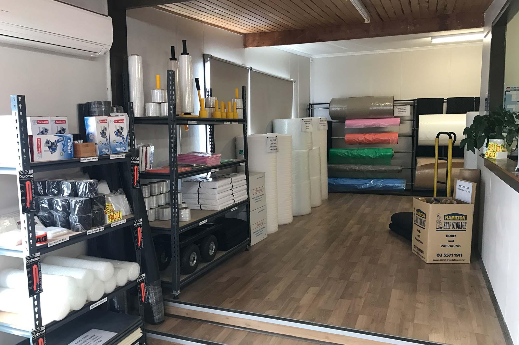Self Storage Solutions | Hamilton Self Storage