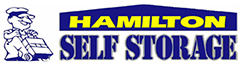 Hamilton Self Storage Logo